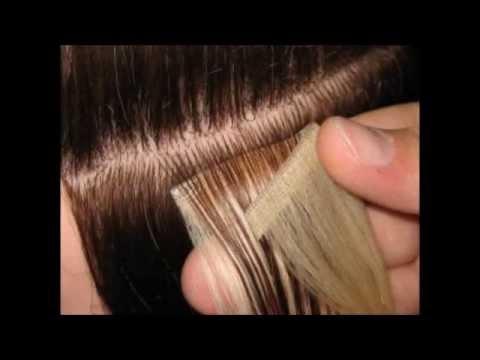 Prodloužení vlasů - která metoda je nejlepší  CLIP IN VLASY - KERATIN -  MICRO RING - TAPE HAIR 4276c391dd0