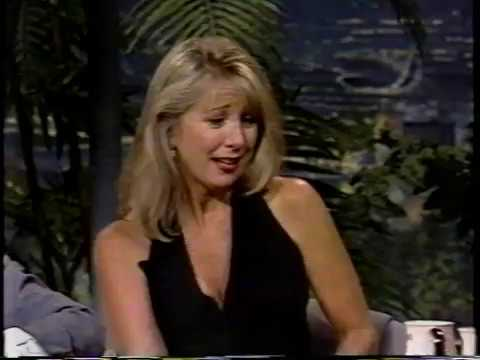 Johnny Carson  May 14,1992  segment 6  Teri Garr