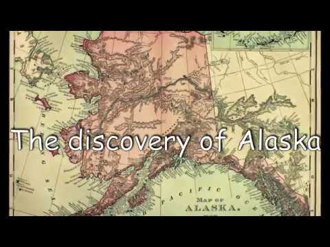 The discovery of Alaska