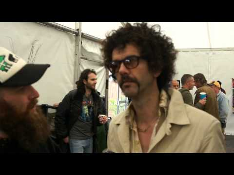 The Darkness Download Festival Interview 2015