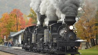 Cass Scenic Railroad Appalachian Fall Foliage