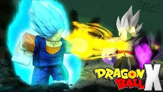 Roblox | Why Strong Goku Go Coalition | Dragon Ball X | MinhMaMa