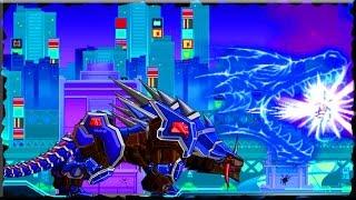 Robot Thunder Leopard Game Walkthrough (Full Game)