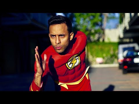 Meet the Flash | Anwar Jibawi