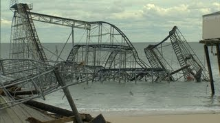 Landmarks and memories blown away by Hurricane Sandy