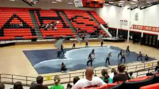 Dreaming With a Broken Heart-Timberview High School Winterguard 2011