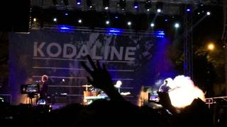 All I Want - Kodaline Live in Singapore 2015