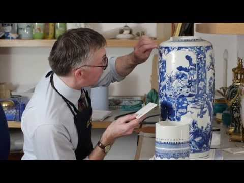 Royal Collection Trust: Restoring Porcelain, Part 4