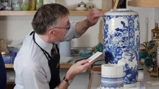 Royal Collection Trust: Restoring Porcelain, Part 4
