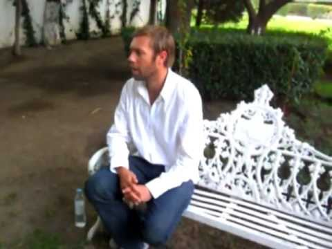 Entrevista a Jakob Cedergren