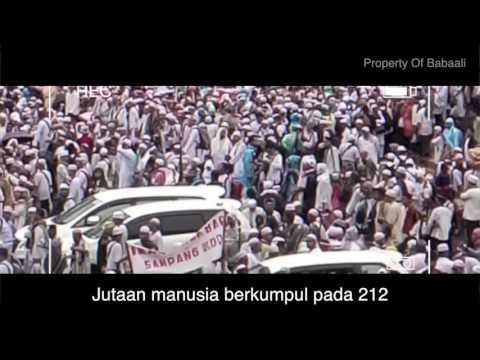 Merinding | Nasyid Aksi 212 | Sawfa Nabqo Huna | Kami Akan Bertahan Disini!