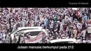 Merinding | Nasyid Aksi 212 | Sawfa Nabqo Huna | Kami Akan Bertahan Disini! | mas hero