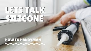 Lets talk about different types of silicone sealant