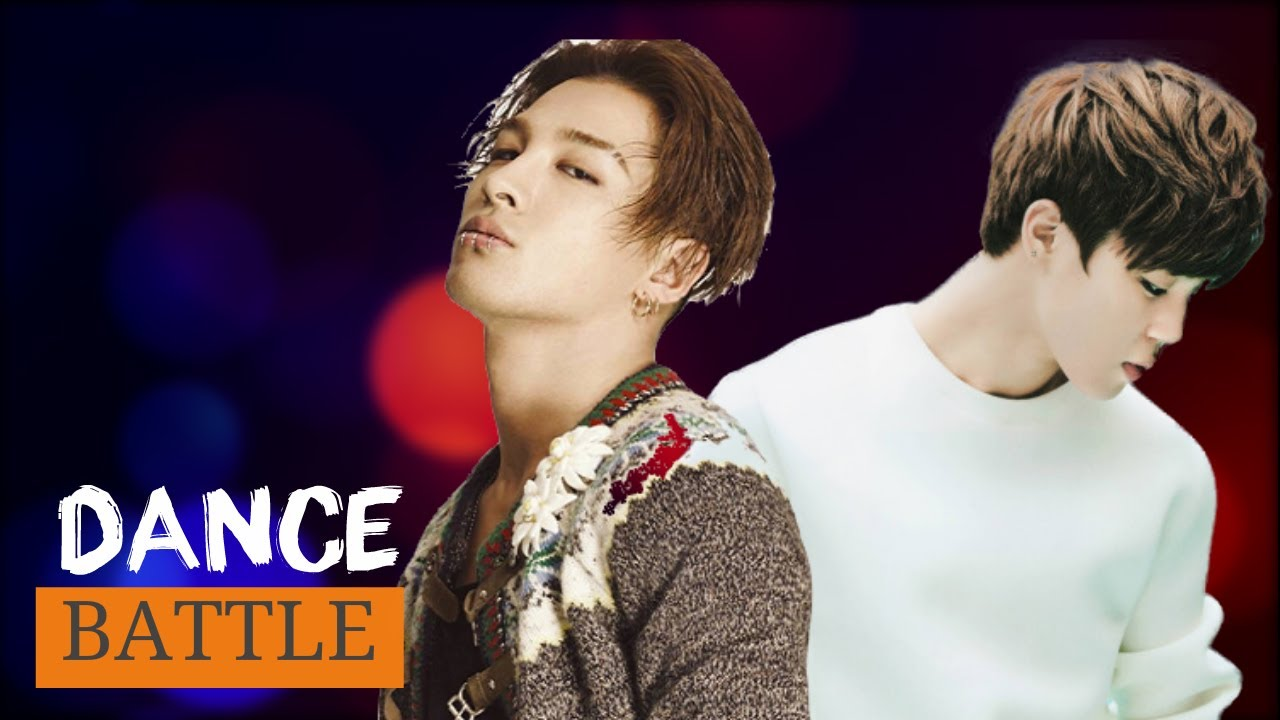 [DANCE BATTLE] TAEYANG (BIGBANG) VS  JIMIN (BTS)