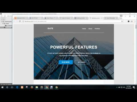 Email Template | Web Development Course Tutorial | CodersTrust