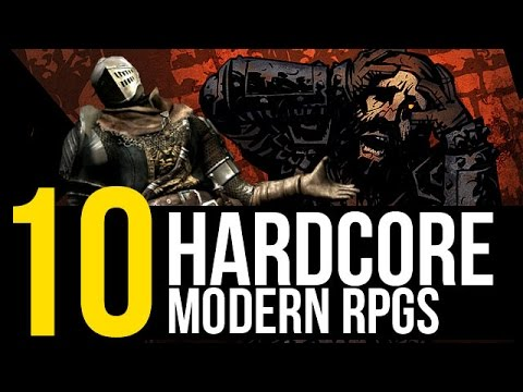 TOP 10 HARDCORE Modern RPG's [gamepressure.com]