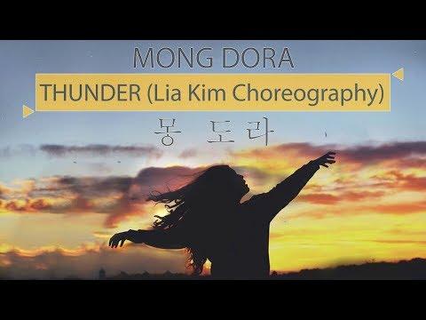 Imagine Dragons - Thunder (Choreo By Lia Kim) (Cover By Dora)