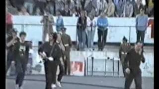 В.Цой-Песня без слов (концерт в Иркутске,1990)