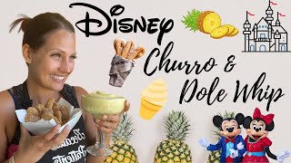 Doctor Tries Disney's Dole Whip and Churro Recipe… FAIL!!!