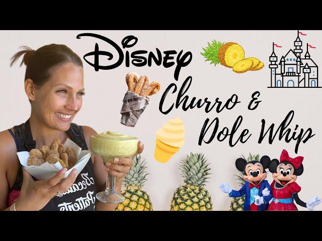 Doctor Tries Disney's Dole Whip and Churro Recipe… FAIL!!!