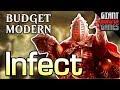 Infect - Budget Black Blue Modern Deck Tech ($60)
