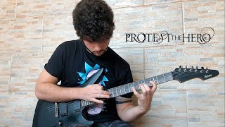 Protest the Hero - The Fireside Guitar Cover