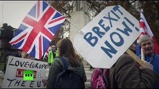 Суд идет  удастся ли Великобритании выйти из ЕС?
