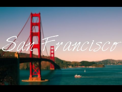 San Francisco 4k Travel Video - DJI Osmo