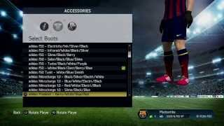 Fifa 14 new boots ps4 full video