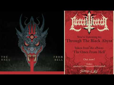 Necrowretch - Through The Black Abyss