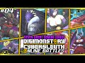 Digimon Story : Cyber Sleuth Online Battles #4 ''Seven Great Demon Lords Team''