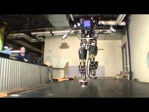 Atlas il robotguerriero del DARPA