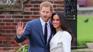 Принц Гарри и Меган Маркл: самые яркие выходы пары в свет