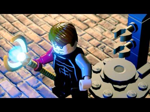 Lego Marvels Avengers Capture Lokis Scepter Scene Avengers Age Of