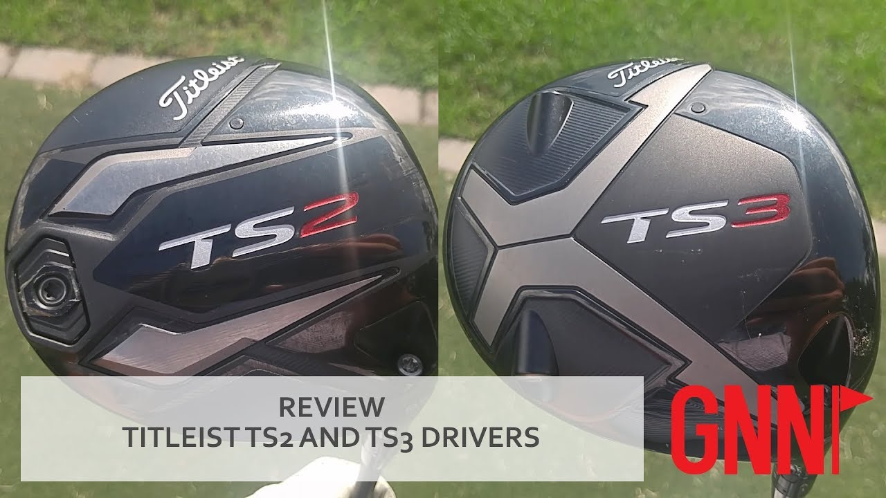 REVIEW: I was SHOCKED by the Titleist TS2 and TS3 drivers