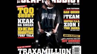 TRAXAMILLION - The Slapp Addict [FULL ALBUM] HD