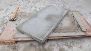 DIY Project - Concrete Table Top