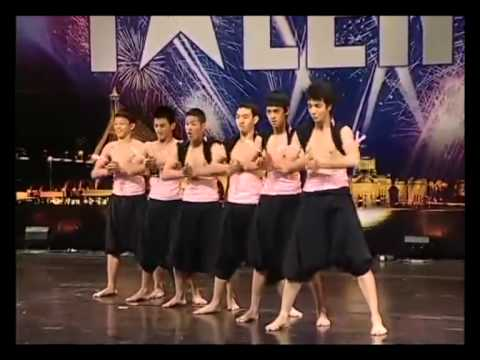 BS Crew (15-17) Thaiand's Got Talent S1 - Audition
