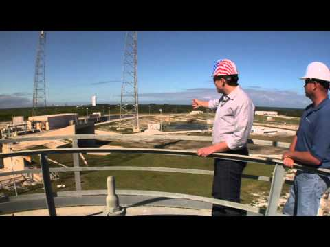 Elon's SpaceX Tour - Cape Canaveral Launch Site