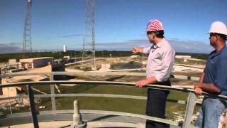 Elon's SpaceX Tour - Cape Canaveral Launch Site