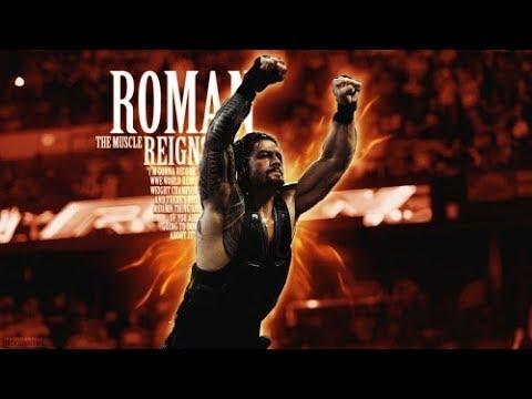 WWE Roman Reigns Tribute - Heart of a Warrior 2017 HD