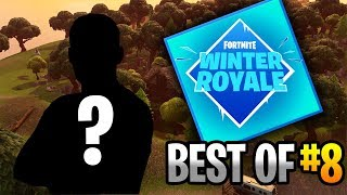 E11 BOYER BEST PLAYER MONDIAL (WINTER ROYALE) !! BEST OF FORTNITE 🇫🇷 #8