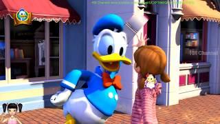 BabyBus - Tiki Mimi và trò chơi khám phá thế giới hoạt hình Disney tập 1