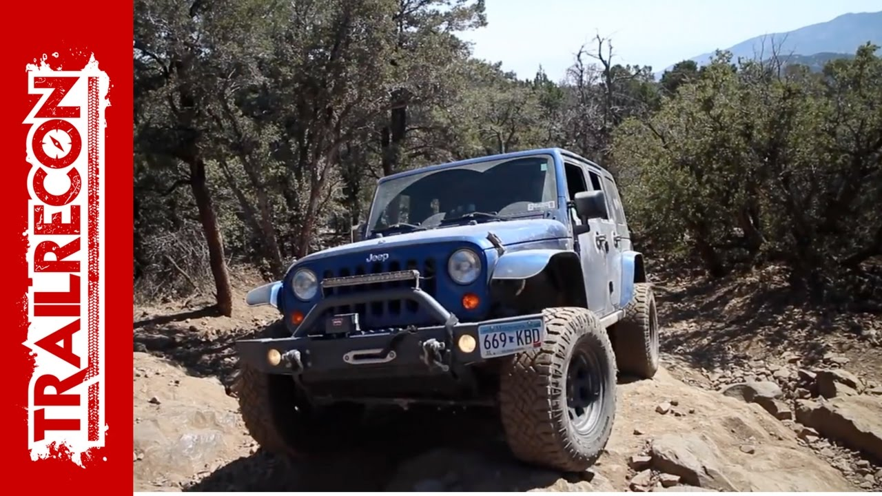 Gold Mountain In The Summer With The San Diego Jeep Club Youtube