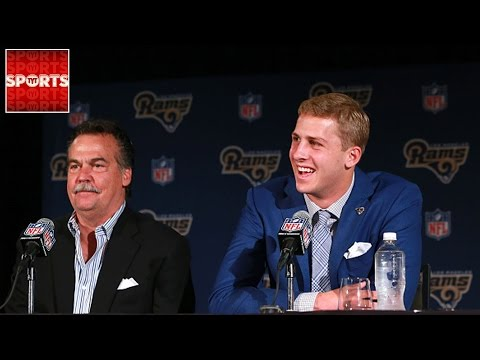 Jeff Fisher Reportedly Was FORCED To Draft Jared Goff