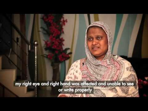 Miraculous Healing of Cancer - Testimony