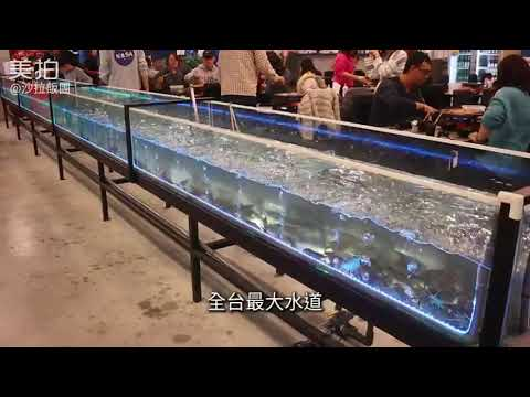 泰蝦PA流水蝦吃到飽 - YouTube