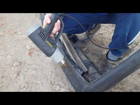 Как выровнять бампер на ваз 2109