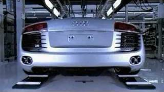 Audi R8 - Production
