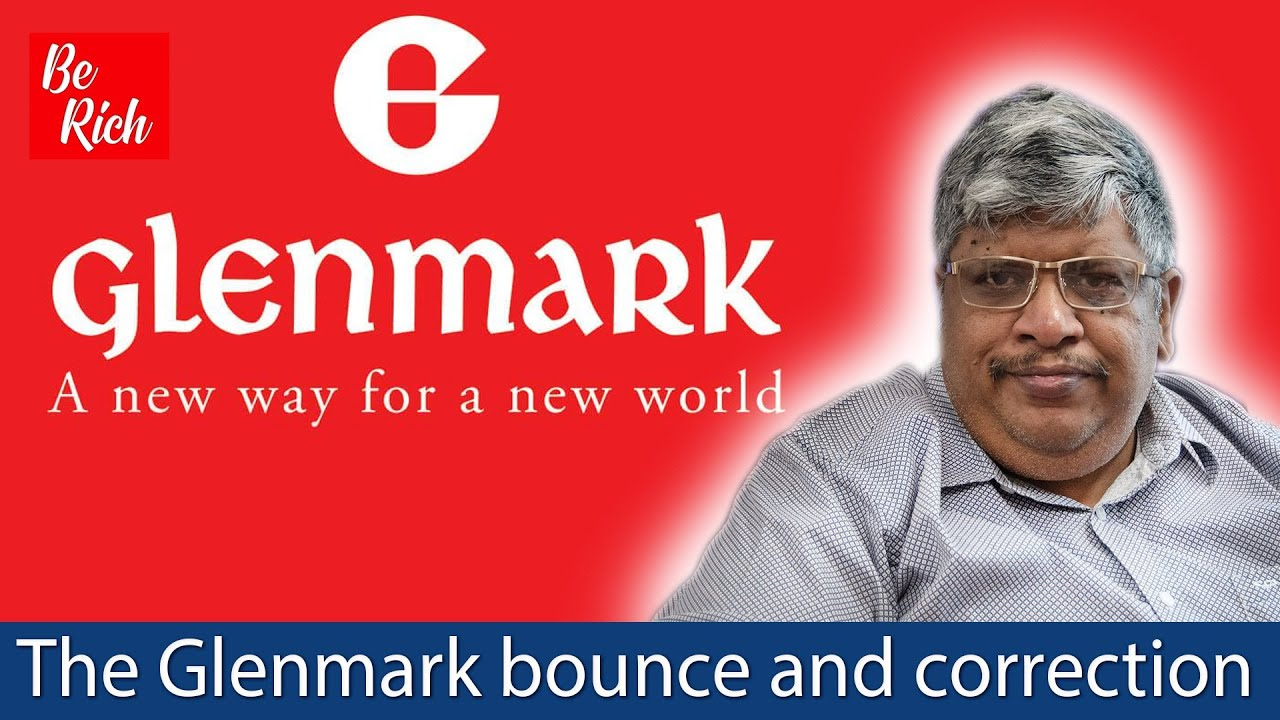 The glenmark bounce and correction | ANAND SRINIVASAN |